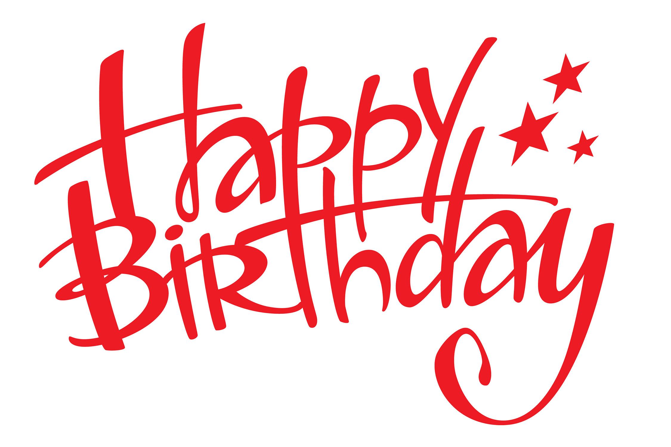 Happy Birthday Teresa ...