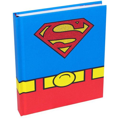 Superman-Uniform-Hardcover-Journal
